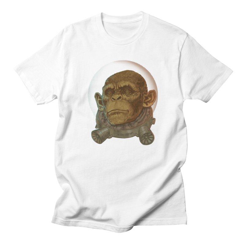 Space ape Women's Regular Unisex T-Shirt by zonka's Artist Shop