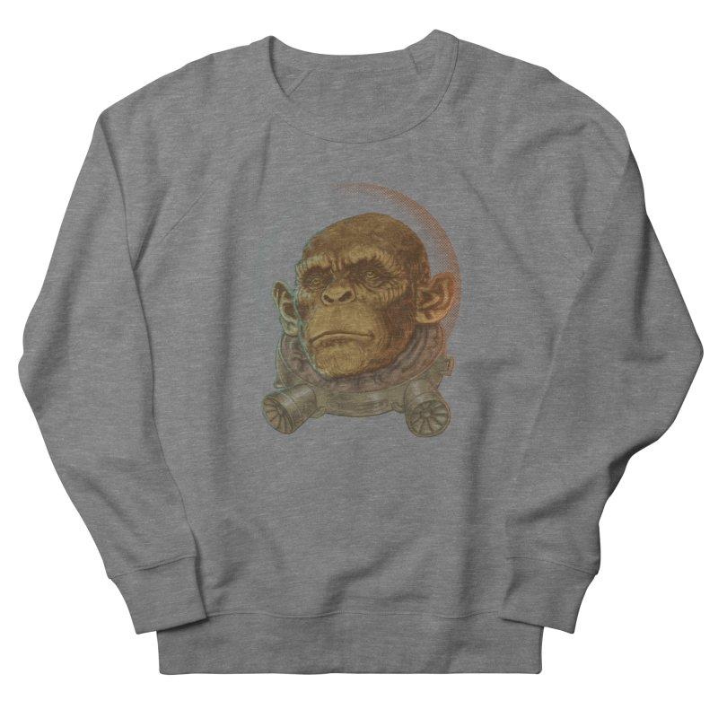 Space ape Women's Sweatshirt by Aaron Zonka's Artist Shop