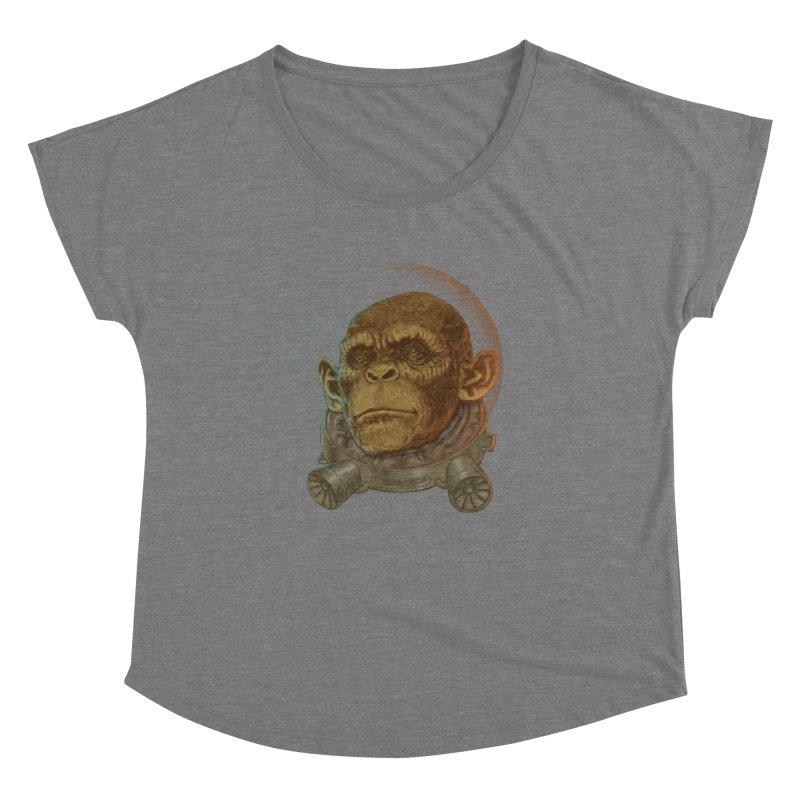 Space ape Women's Dolman by zonka's Artist Shop