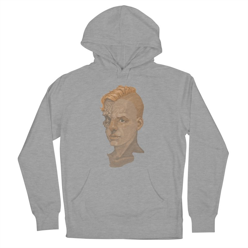 Car Face Men's Pullover Hoody by zonka's Artist Shop
