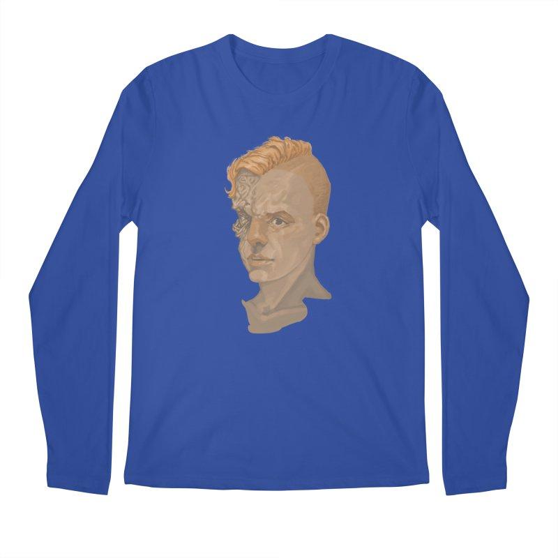 Car Face Men's Longsleeve T-Shirt by zonka's Artist Shop