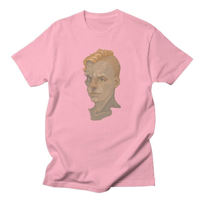 Car Face Women's Regular Unisex T-Shirt by zonka's Artist Shop