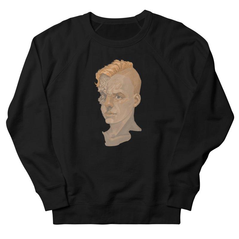Car Face Men's Sweatshirt by Aaron Zonka's Artist Shop