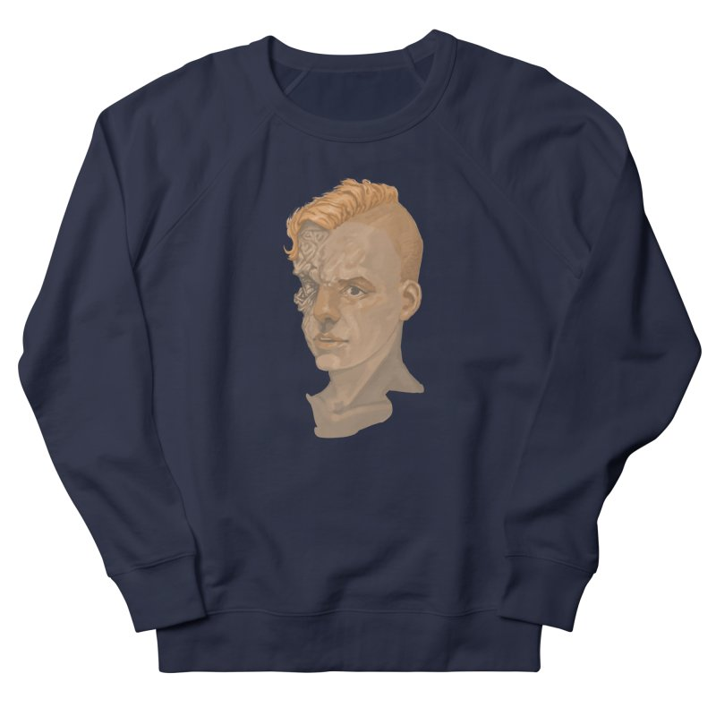 Car Face Men's Sweatshirt by zonka's Artist Shop