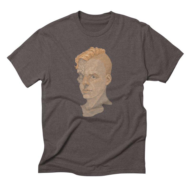 Car Face Men's T-Shirt by Aaron Zonka's Artist Shop