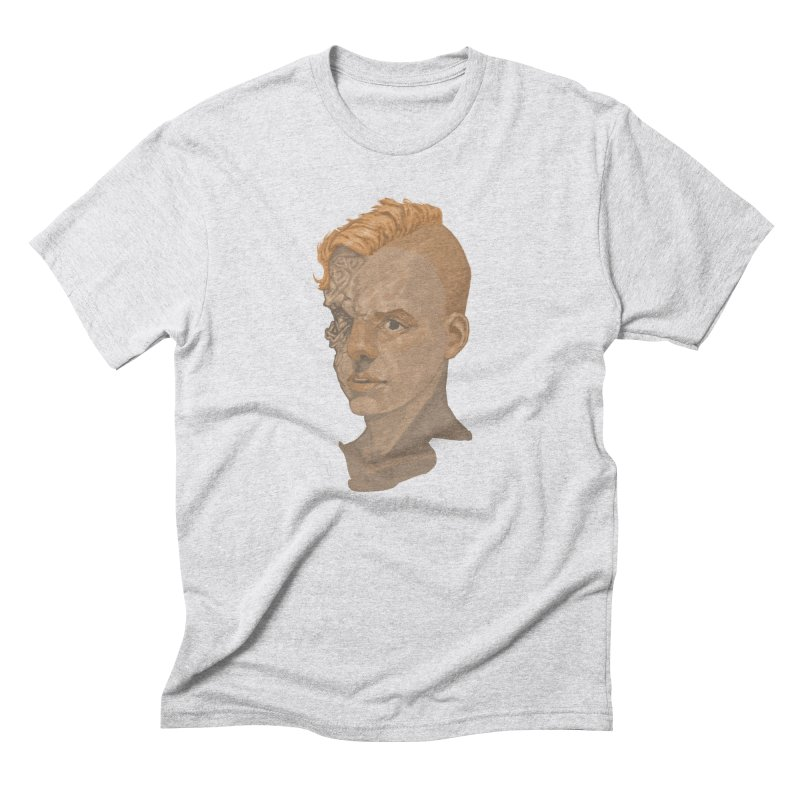 Car Face Men's T-Shirt by Aaron Zonka's Artist Shop