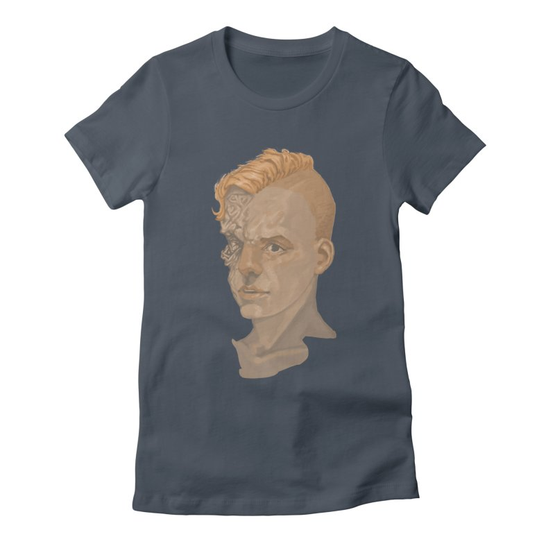 Car Face Women's T-Shirt by Aaron Zonka's Artist Shop