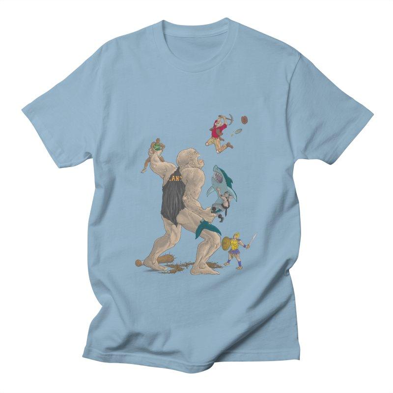 Bay area sports Men's T-Shirt by Aaron Zonka's Artist Shop