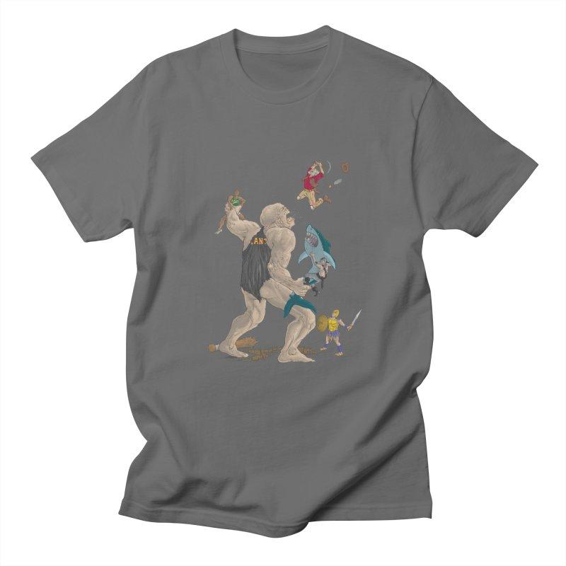 Bay area sports Men's T-Shirt by zonka's Artist Shop