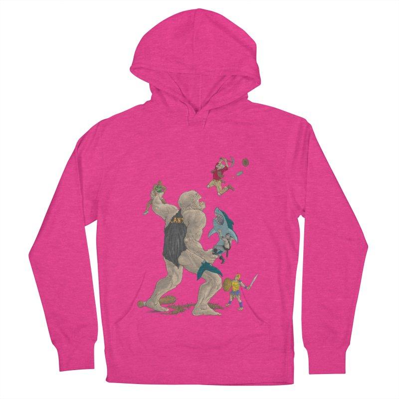Bay area sports Women's Pullover Hoody by zonka's Artist Shop