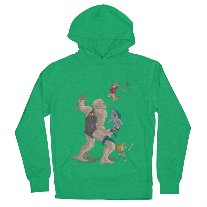 Bay area sports Men's Pullover Hoody by zonka's Artist Shop
