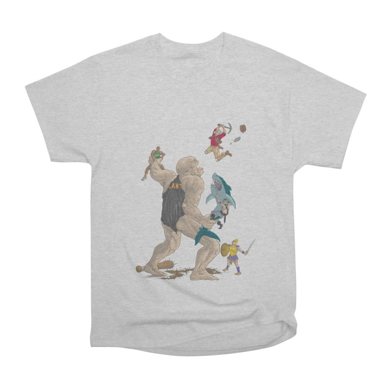 Bay area sports Men's Heavyweight T-Shirt by zonka's Artist Shop
