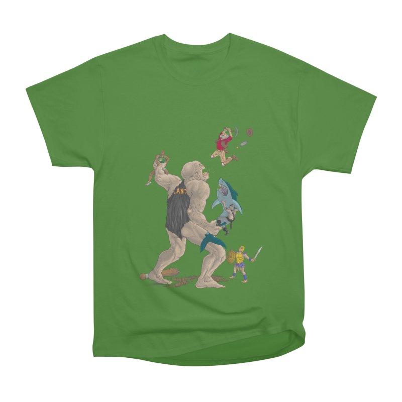 Bay area sports Men's Classic T-Shirt by zonka's Artist Shop