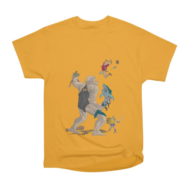Bay area sports Women's Classic Unisex T-Shirt by zonka's Artist Shop