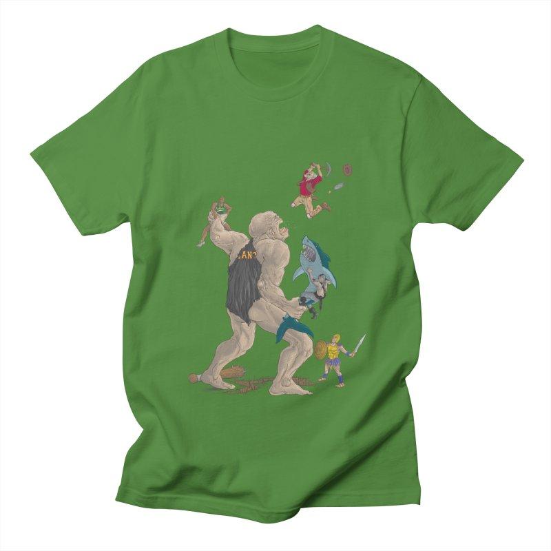 Bay area sports Women's Unisex T-Shirt by zonka's Artist Shop