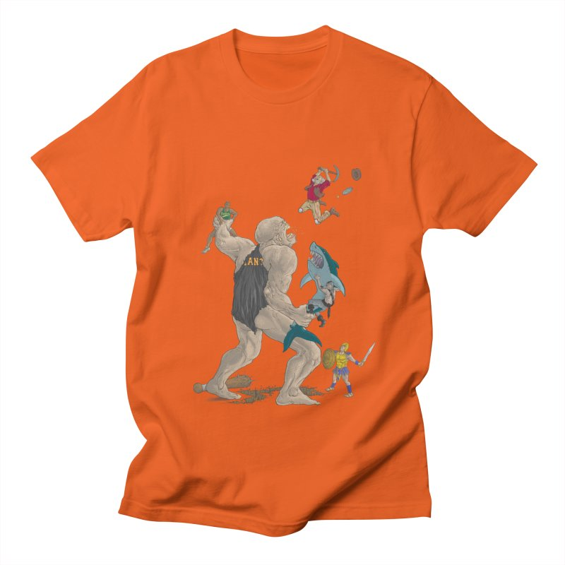 Bay area sports Men's Regular T-Shirt by zonka's Artist Shop
