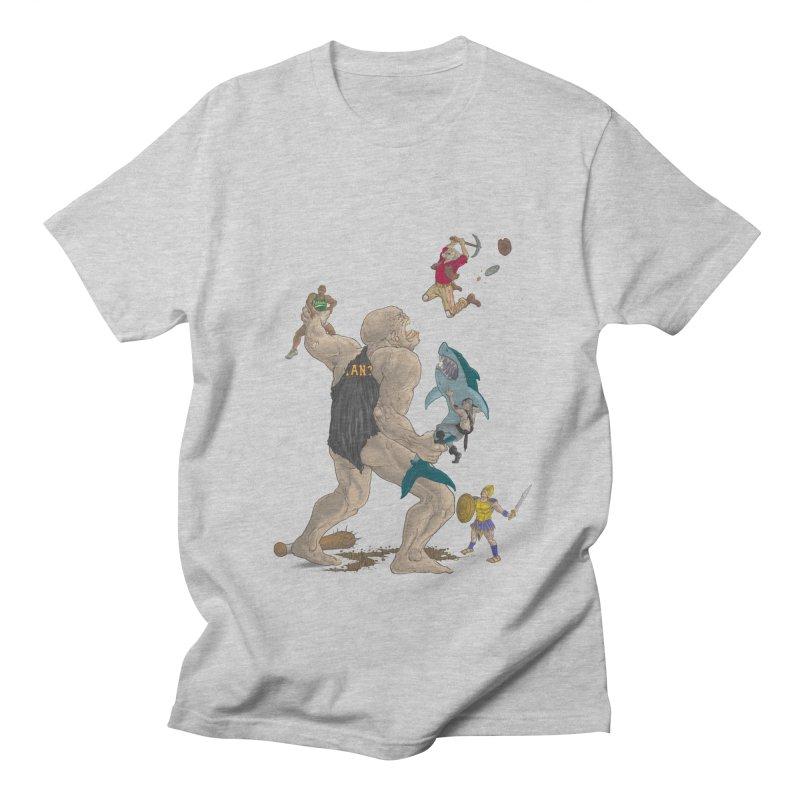 Bay area sports Women's Regular Unisex T-Shirt by zonka's Artist Shop