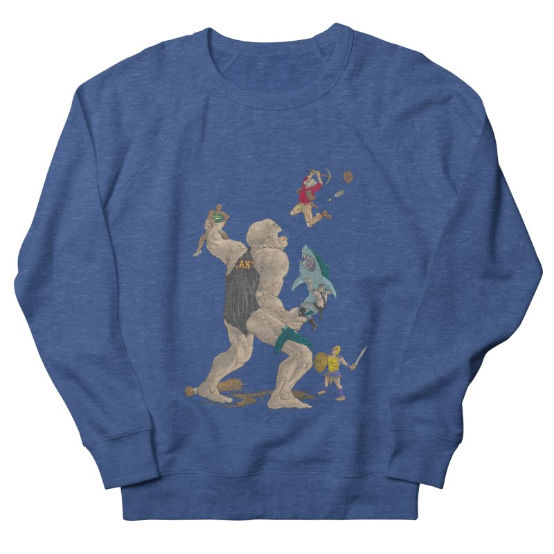 Bay area sports Women's Sweatshirt by zonka's Artist Shop