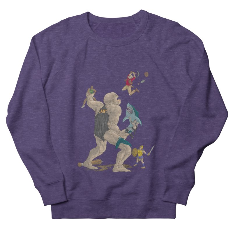 Bay area sports Men's Sweatshirt by zonka's Artist Shop