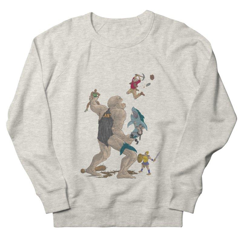 Bay area sports Men's Sweatshirt by zonka's Artist Shop