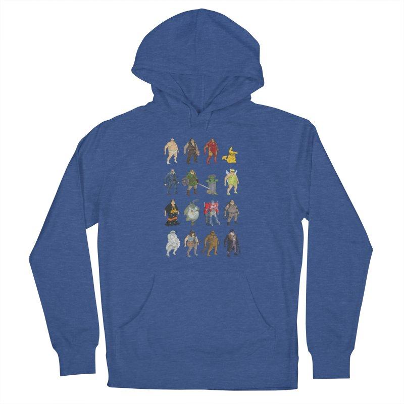 DeVitos Men's Pullover Hoody by Aaron Zonka's Artist Shop