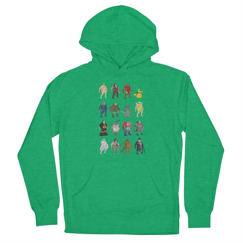 DeVitos Men's Pullover Hoody by Aaron Zonka's Artist Shop