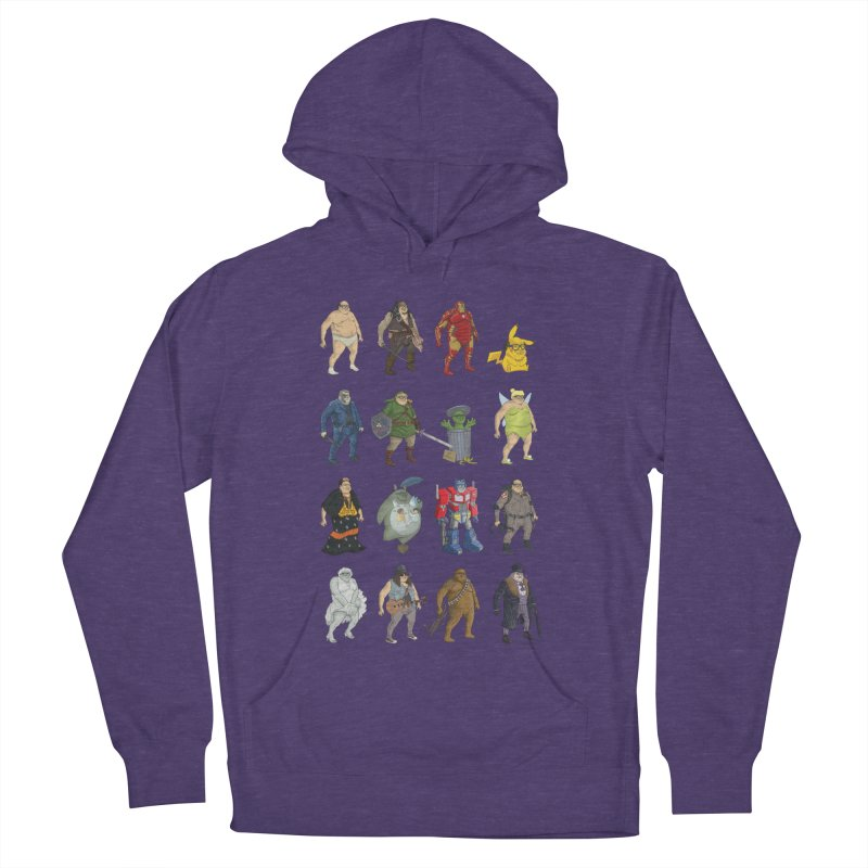 DeVitos Women's French Terry Pullover Hoody by zonka's Artist Shop