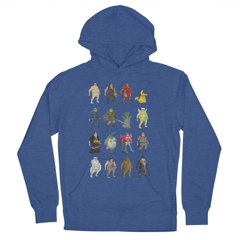 DeVitos Men's Pullover Hoody by zonka's Artist Shop