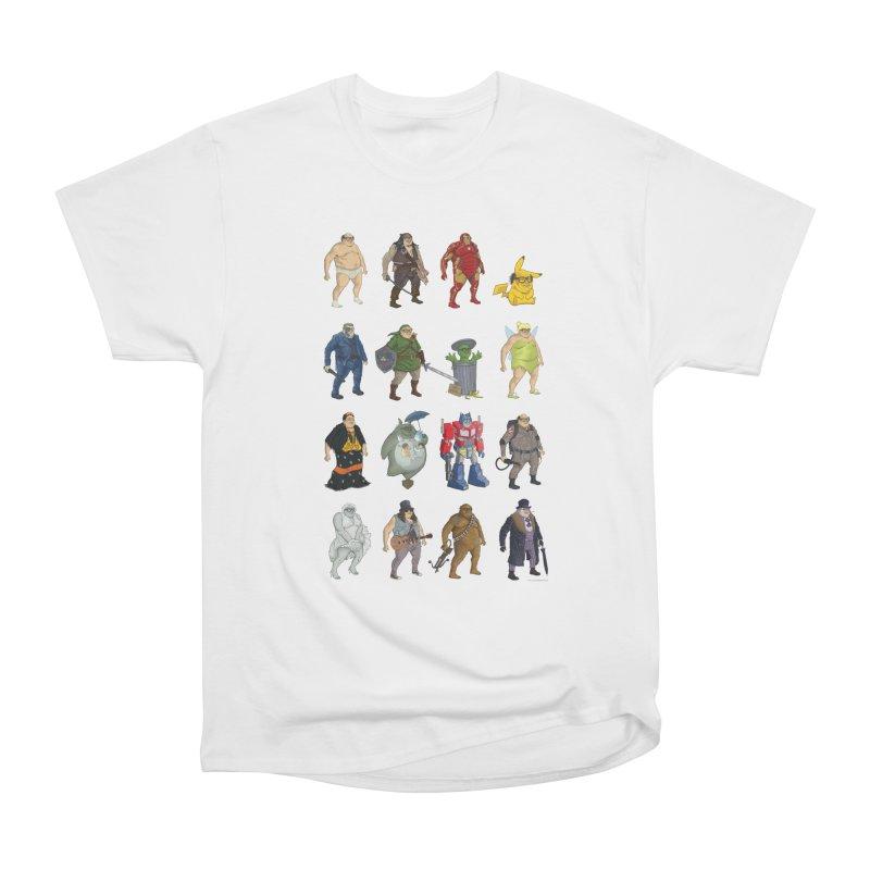 DeVitos Men's T-Shirt by Aaron Zonka's Artist Shop
