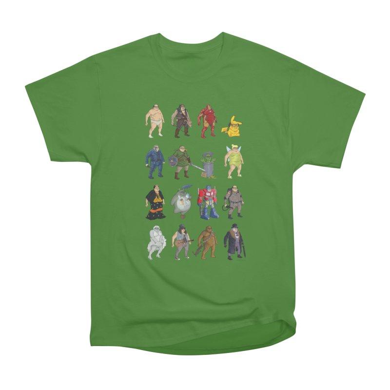 DeVitos Women's Classic Unisex T-Shirt by zonka's Artist Shop
