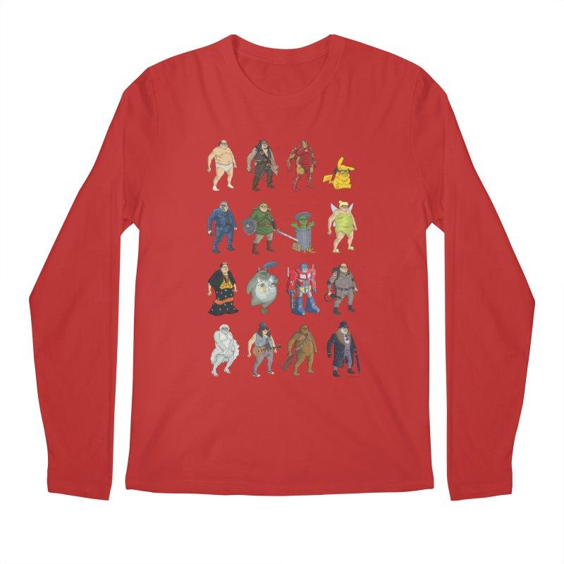 DeVitos Men's Longsleeve T-Shirt by Aaron Zonka's Artist Shop