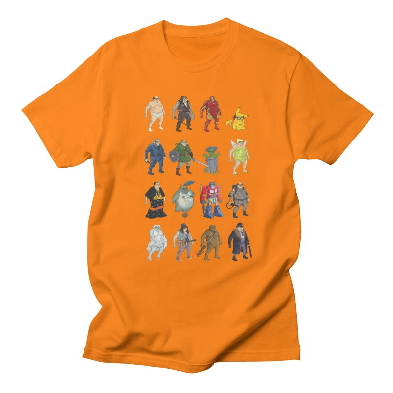 DeVitos Men's T-Shirt by Aaron Zonka's Artist Shop
