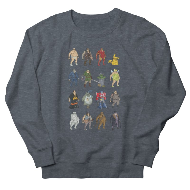 DeVitos Men's Sweatshirt by Aaron Zonka's Artist Shop