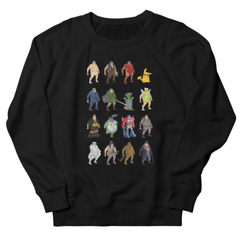 DeVitos Men's Sweatshirt by Aaron Zonka's Artist Shop