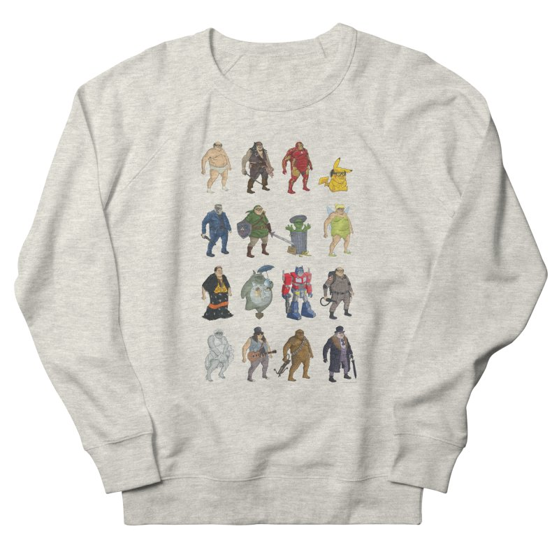 DeVitos Men's Sweatshirt by zonka's Artist Shop