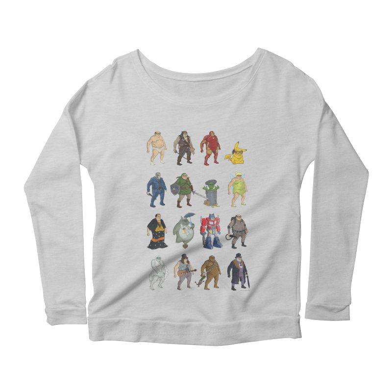 DeVitos Women's Longsleeve T-Shirt by Aaron Zonka's Artist Shop