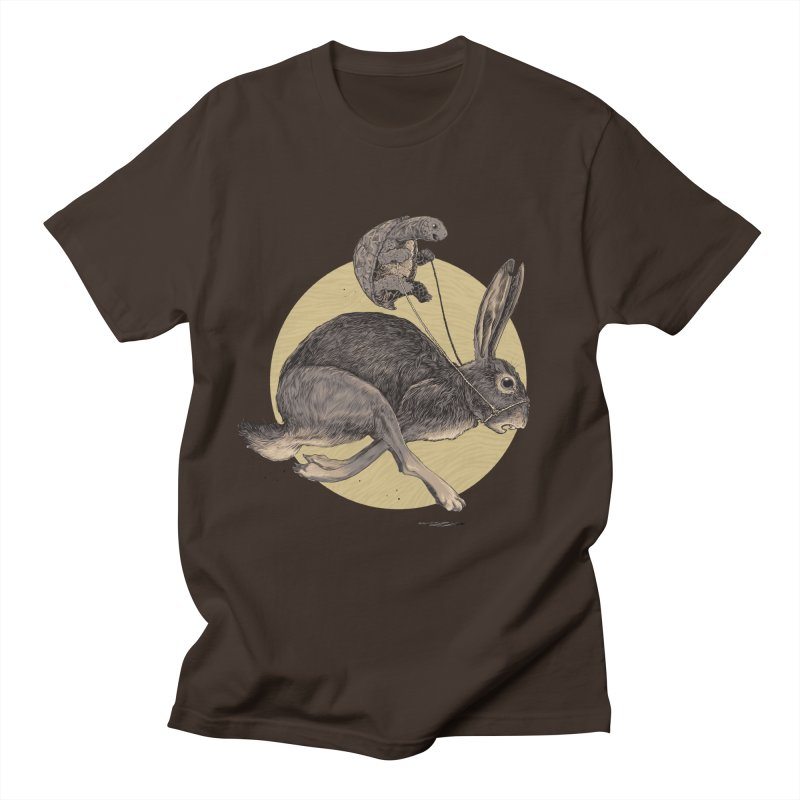 The tortoise and the hare Men's T-Shirt by Aaron Zonka's Artist Shop