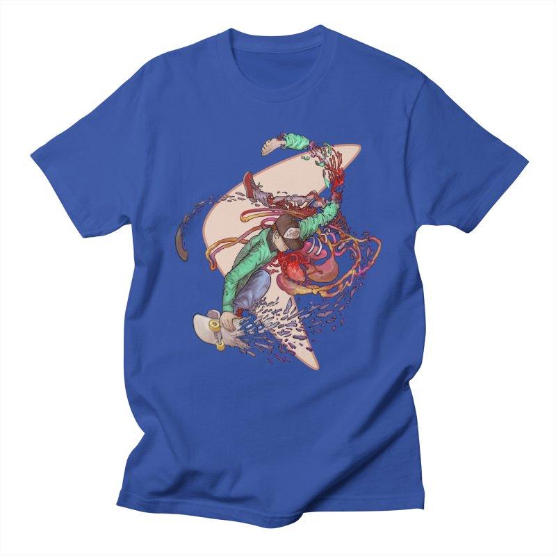 Shredded Men's T-Shirt by Aaron Zonka's Artist Shop