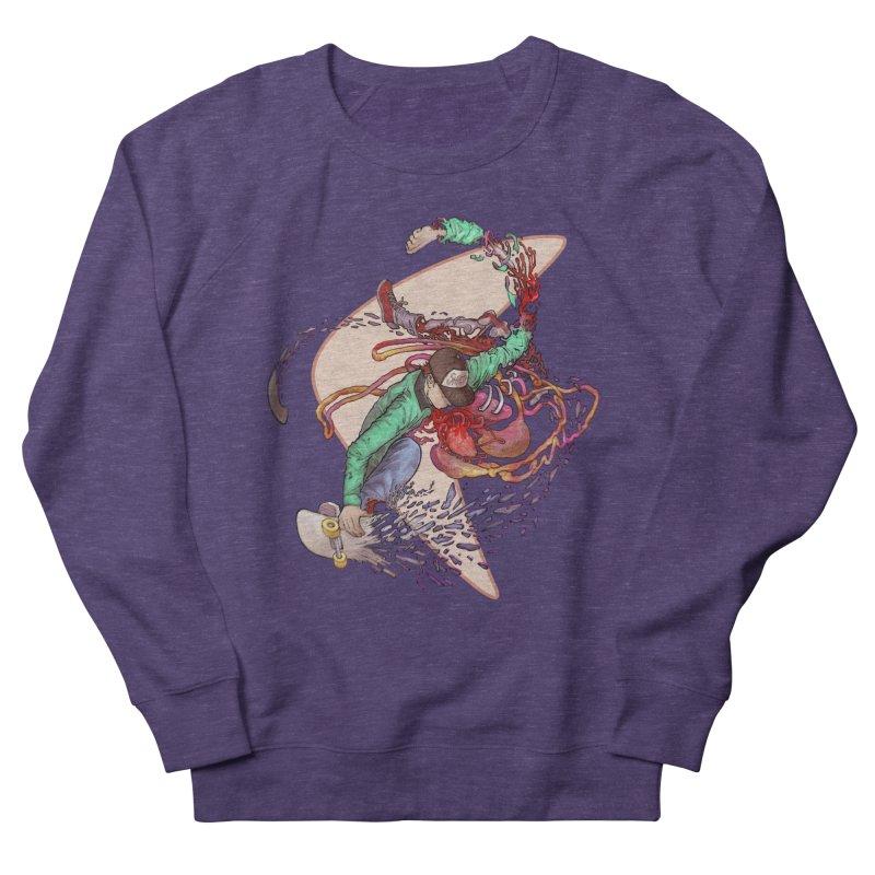 Shredded Women's Sweatshirt by Aaron Zonka's Artist Shop