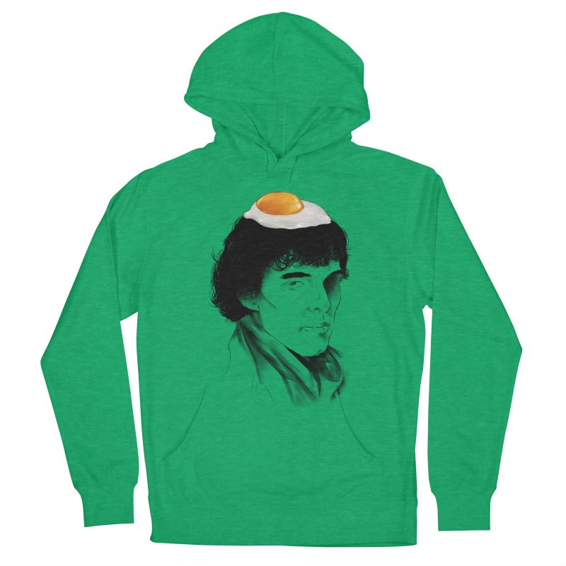 Eggs Benedict (Cumberbatch) Men's Pullover Hoody by zonnie's Shop