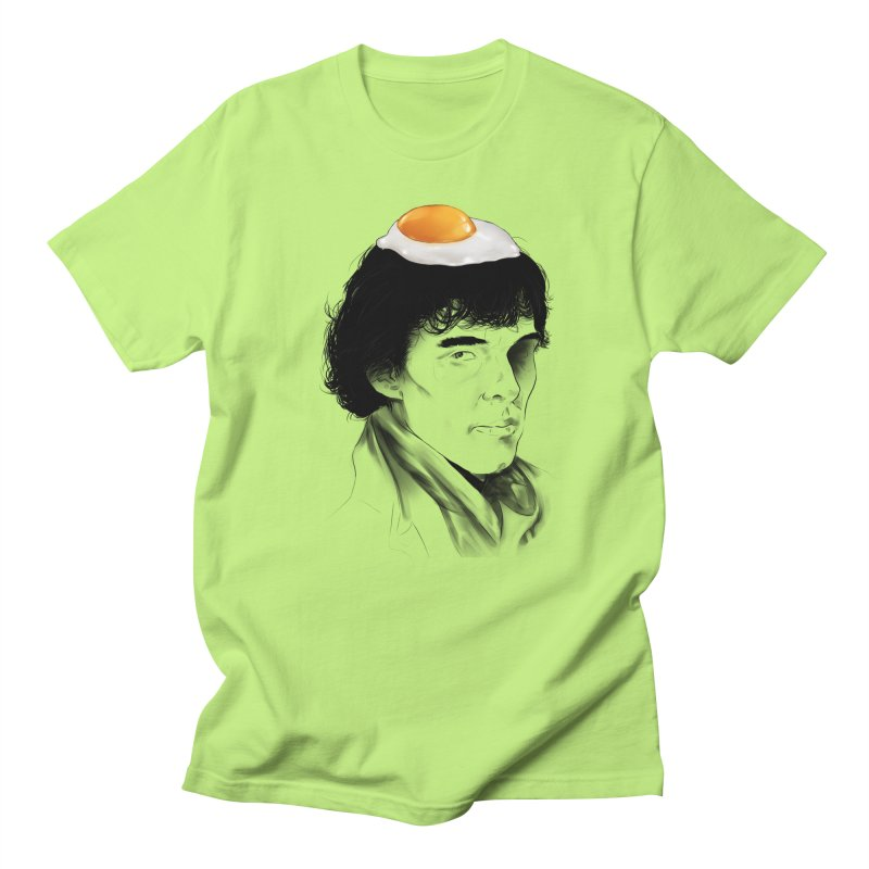 Eggs Benedict (Cumberbatch) Men's T-Shirt by zonnie's Shop