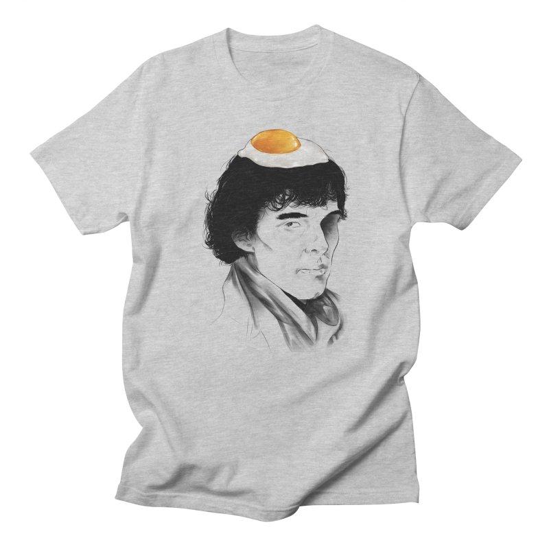 Eggs Benedict (Cumberbatch) Men's T-Shirt by zonnie's Shop