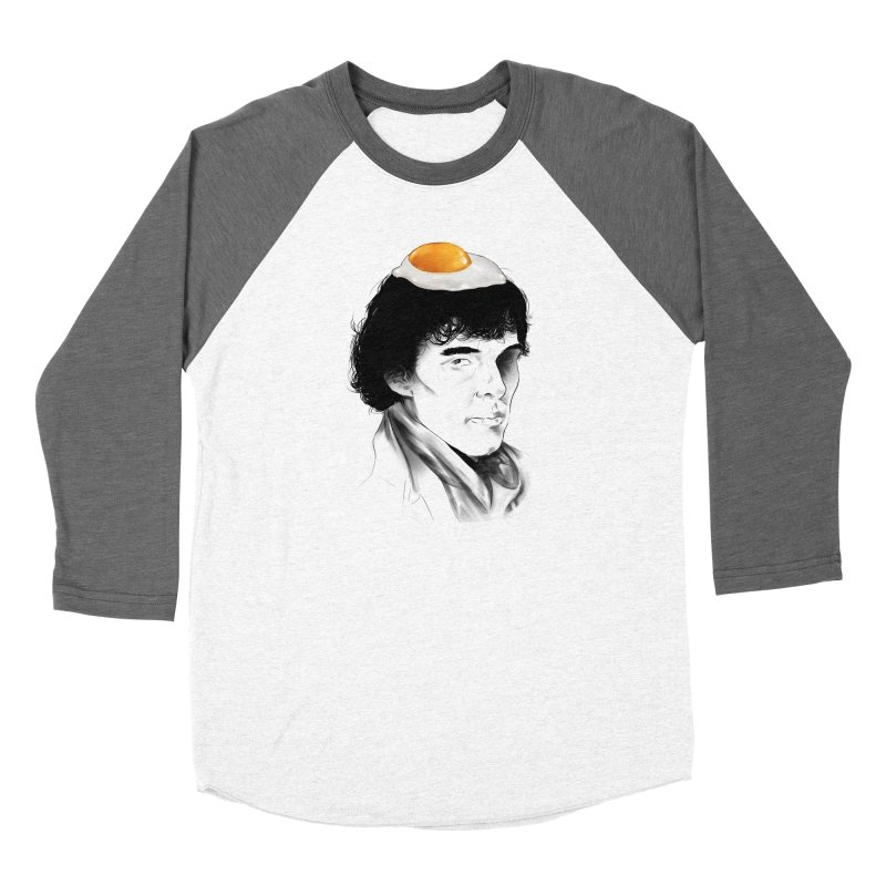 Eggs Benedict (Cumberbatch) Women's Longsleeve T-Shirt by zonnie's Shop