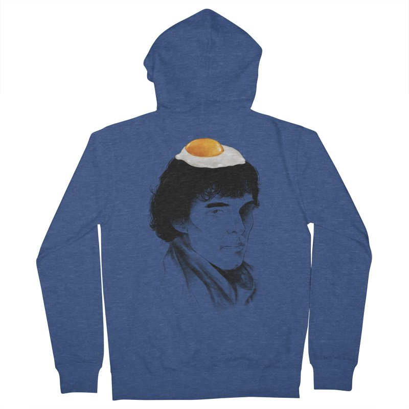 Eggs Benedict (Cumberbatch) Women's French Terry Zip-Up Hoody by zonnie's Shop