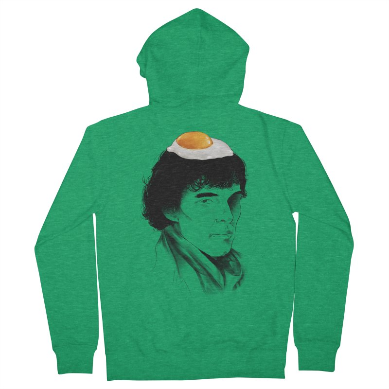 Eggs Benedict (Cumberbatch) Men's Zip-Up Hoody by zonnie's Shop