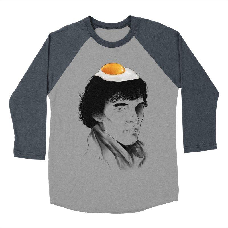 Eggs Benedict (Cumberbatch) Women's Baseball Triblend T-Shirt by zonnie's Shop