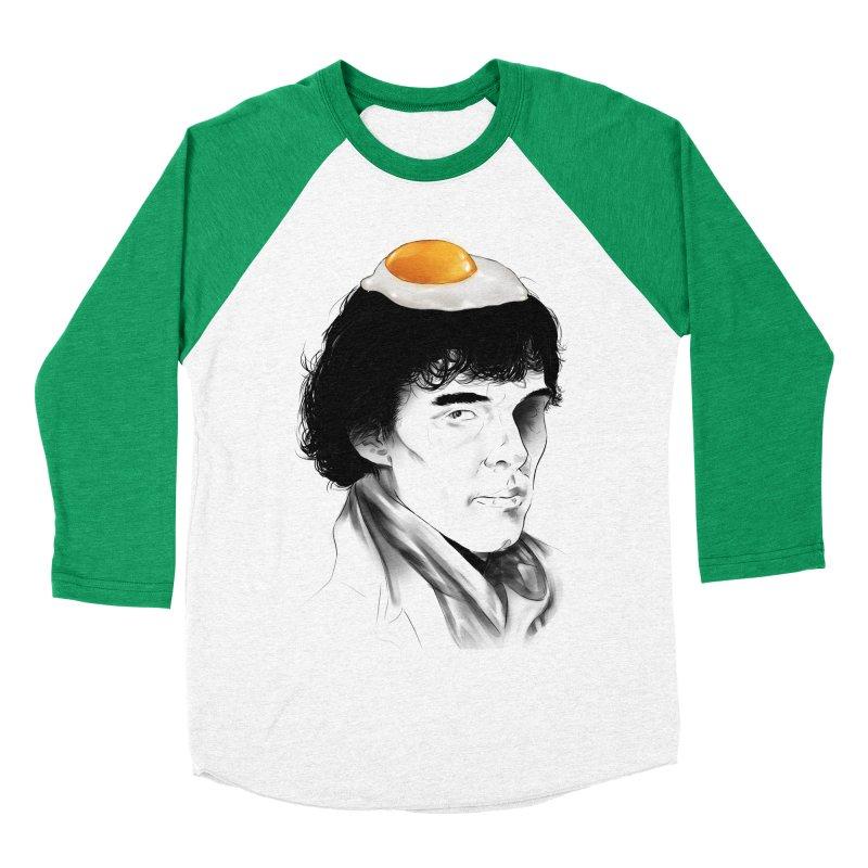 Eggs Benedict (Cumberbatch) Men's Baseball Triblend T-Shirt by zonnie's Shop