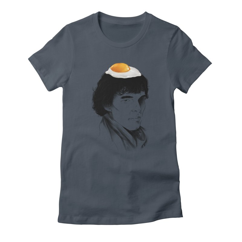 Eggs Benedict (Cumberbatch) Women's T-Shirt by zonnie's Shop