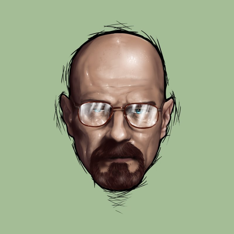 Heisenberg None  by zonnie's Shop