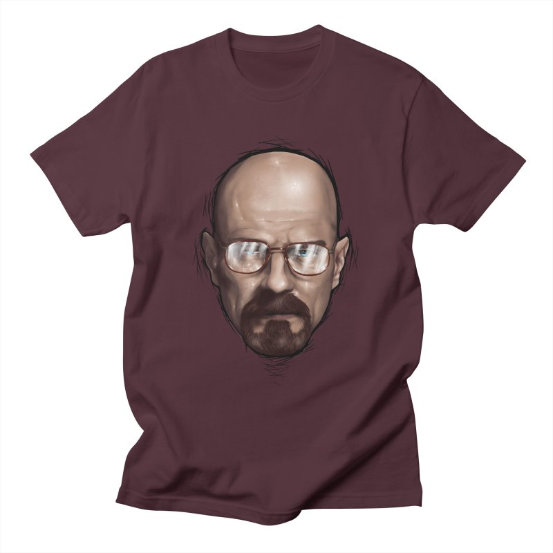 Heisenberg Men's T-Shirt by zonnie's Shop